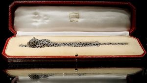 Regalia - Wallis Simpson's Panther Bracelet